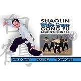 Shaolin White Crane Gong Fu Basic Training 1 & 2 Kung Fu Dr. Yang, Jwing-Ming