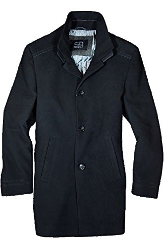 S4 Jackets – Herren Mantel in der Farbe Schwarz, H/W 15, Greg (74133 2528 000) online kaufen