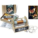 Crystal Radio Receiver Kit - Make a radio like Grandads