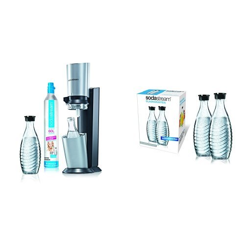 sodastream wassersprudler crystal g nstig kaufen. Black Bedroom Furniture Sets. Home Design Ideas