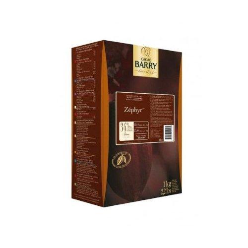 Chocolat Blanc Zephyr 34 % pistoles 1 kg
