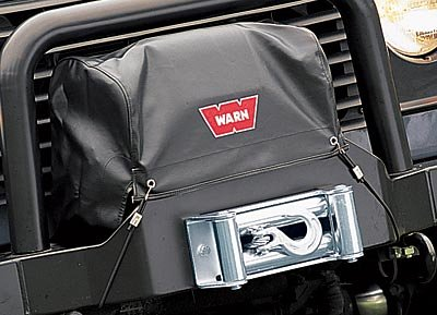 Best Prices! WARN 8557 Soft Winch Cover