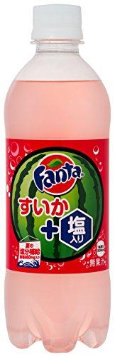 コカ・コーラ ファンタ すいか 490ml PET×24本