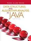 img - for Data Structures and Algorithm Analysis in Java (3rd Edition) book / textbook / text book