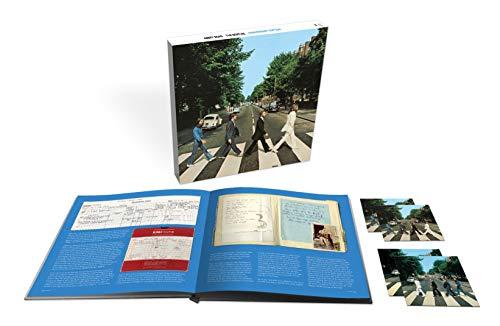 CD : BEATLES - Abbey Road Anniversary (4 Discos)