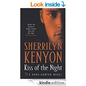 Kiss of the Night (Dark-Hunter World Book 6)