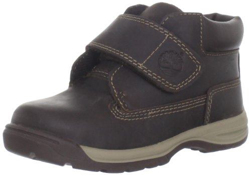 Timberland Earthkeepers Timber Tykes Hook And Loop Boot (Toddler),Brown,7.5 M US Toddler