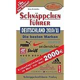"""Schn�ppchenf�hrer Deutschland 2010/11 mit Einkaufsgutscheinen: Die besten Marken. Mit Einkaufsgutscheinen im Wert von �ber 2500 EUROvon """"Heinz Waldm�ller"""""""