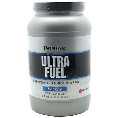 Twinlab Vitamins - Ultra Fuel - 3.3 lbs (1500g)