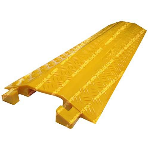 drop trak cable hose protector medium yellow 2 pack hardware plumbing hoses. Black Bedroom Furniture Sets. Home Design Ideas