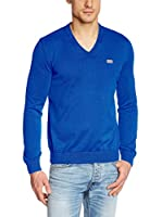 Napapijri Jersey Davesh (Azul Royal)