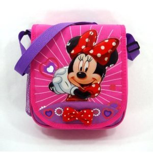 Disney Minnie Mouse Insulated Lunch Tote - Minnie Is All About Bows