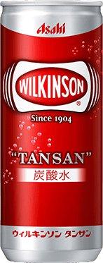 アサヒ ウィルキンソン タンサン250ml缶×20本入×(2ケース)