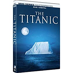 The Titanic - MiniSeries Masterpiece - DVD + Digital