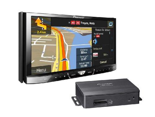 PIONEER Navgate 63BT-T 1-DIN Truck Navigation Bluetooth AVH-6300BT + AVIC-F130