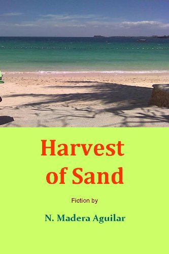Harvest of Sand cover