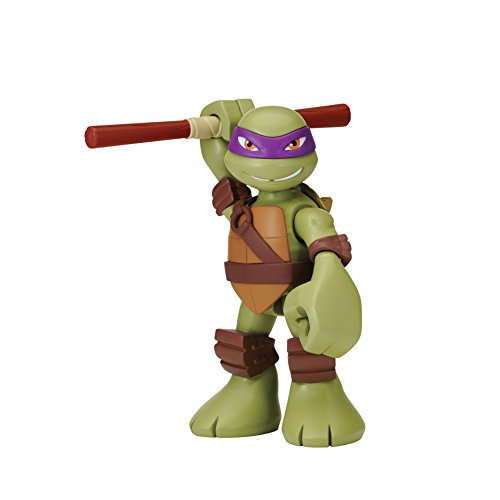 Teenage Mutant Ninja Turtles Pre-Cool Half Shell Heroes 6 Inch Donatello Talking Turtles Figure - 1