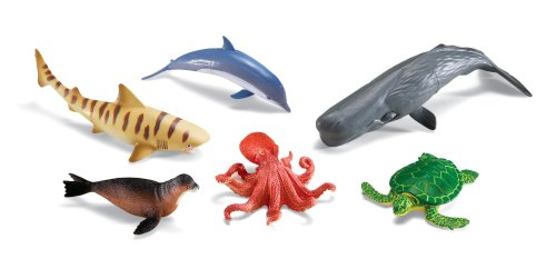 41MMy g4KvL Buy  Learning Resources   Jumbo Animals Ocean Animals