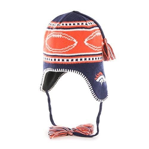 NFL Denver Broncos Kid's Gameday Knit Cap, Light Navy (Nfl Gear For Kids compare prices)