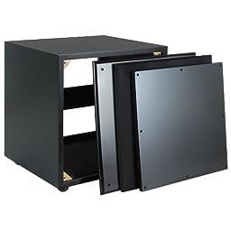 Dayton Audio SWC2-VI 2.0 ft³ Subwoofer Cabinet Black Vinyl