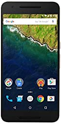 Huawei Nexus 6P  unlocked smartphone, 64GB Gold (US Warranty)