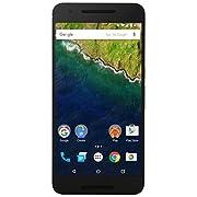 Huawei Nexus 6P 5.7″ Android 6.0 Unlocked Smartphone, 64 GB (U.S. Warranty) – Retail Packaging – Gold