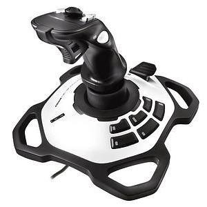 Logitech Extreme 3D Pro Joystick-Gaming Joystick-Cable-USB