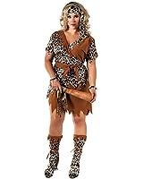 Rubie's Women's Cavewoman Costume