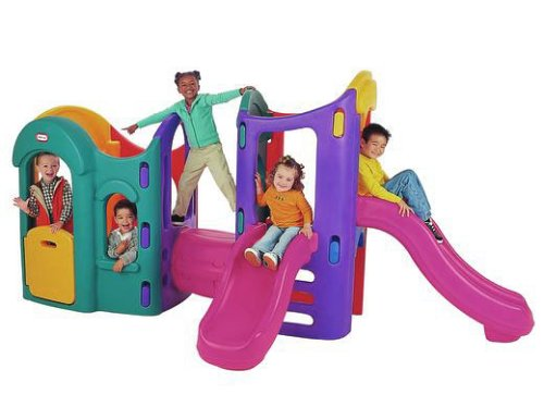 Outdoor plastic playsets outdoor plastic playsets for Little tikes outdoor playset