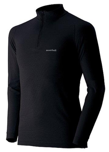 (モンベル)mont-bell ジオライン EXP.ハイネックシャツ Men