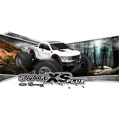 HPI Savage XS Ford Raptor Body RTR 2.4GHz HPI115125