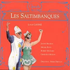 Les saltimbanques (Ganne, 1899) 41MN40S45PL._SL500_AA240_