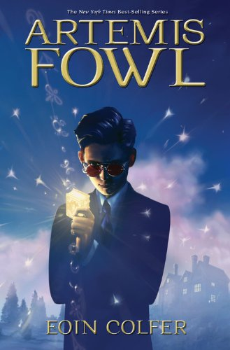Cover of Artemis Fowl (new cover)