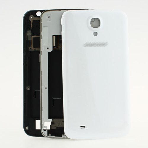 Full Housing Bezel Lcd Plate Holder+Chassis For White Samsung Galaxy Mega 6.3 I9200