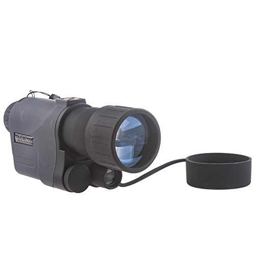 Neewer® 4X Magnification Digital Night Vision Monocular Telescope 4X 50Mm