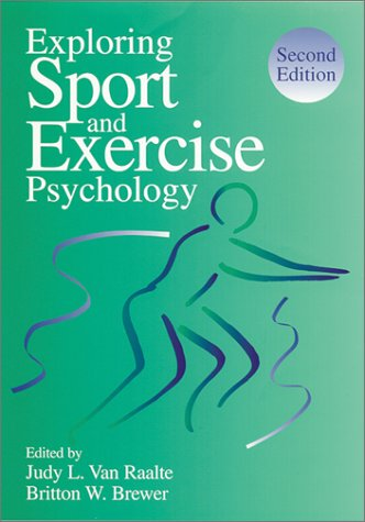 Sport and exercise psychology masters programs
