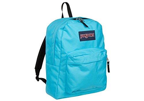 Jansport Superbreak Backpack - Mammoth Blue by Jansport (Light Blue Backpack Jansport compare prices)