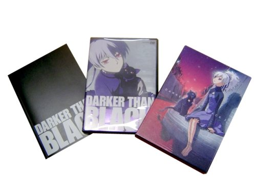 Vol. 2-Darker Than Black