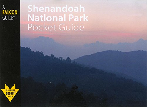 Shenandoah National Park Pocket Guide (Falcon Pocket Guides Series)