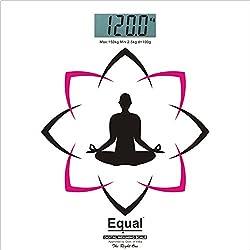 Equal Digital Weighing Scale 180 Kg Yoga Design