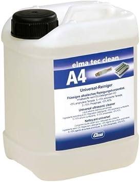 Reinigungsmittel Elma Tec Clean A4 V=2,5 Liter Kanister