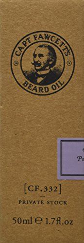 Captain Fawcetts Beard Oil (50ml) (Oil Dispensing Comb compare prices)