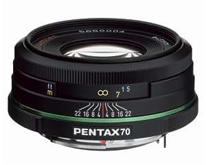 Pentax Objectif  SMC DA 70mm F2.4 Limited
