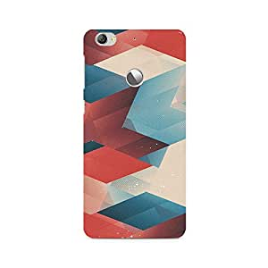 Ebby Crazy Arrows Premium Printed Case For LeEco Le 1S