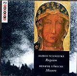 Schnittke: Requiem; Górecki: Miserere