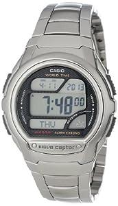 "Casio Men's WV58DA-1AV ""Waveceptor"" Atomic Sport Watch"