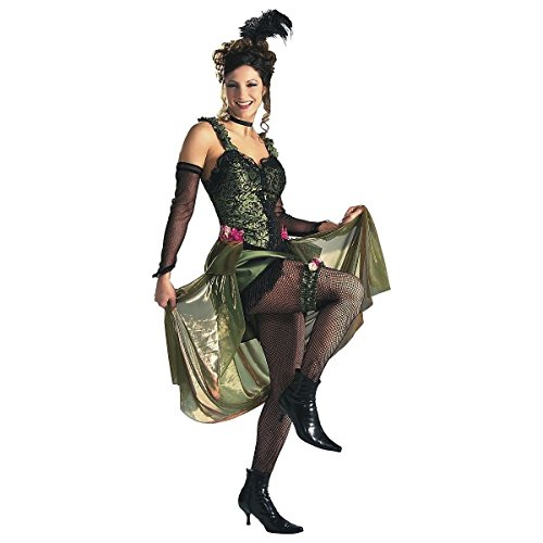 GSG G (Sexy Deluxe Saloon Girl Costumes)