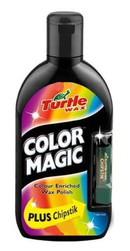 Turtle Wax 500ml Colour Magic - Black