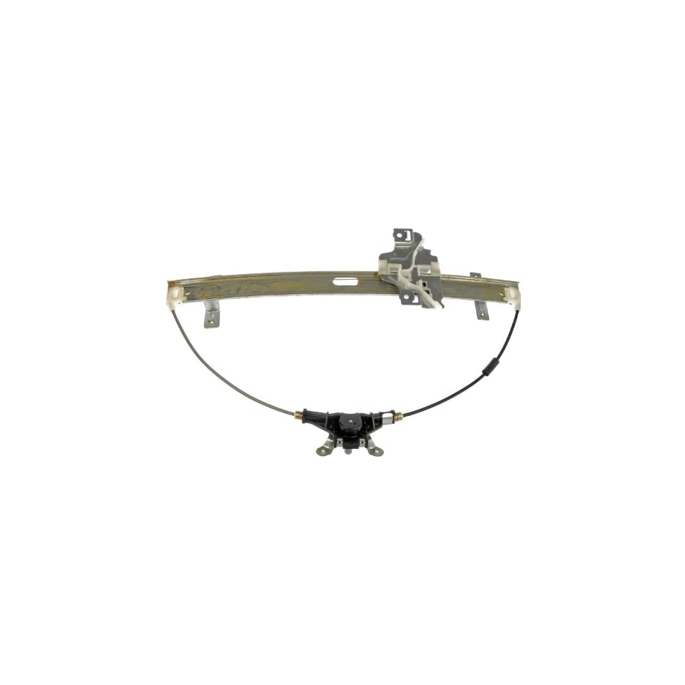 Dorman 749 123 Isuzu Rodeo Front Driver Side Manual Window Regulator