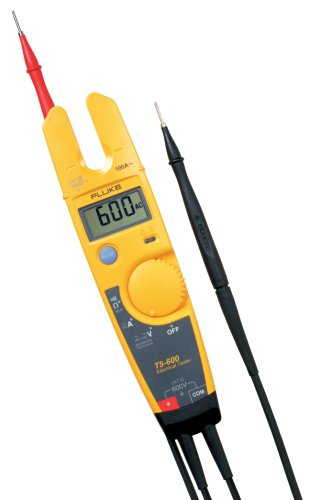 Buy Fluke Corporation T5-600 Electrical Tester With Open Jaw Current